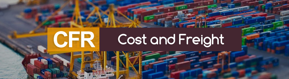 Resa CFR Cost and Freight