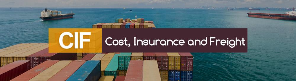 Resa CIF Cost Insurance Freight