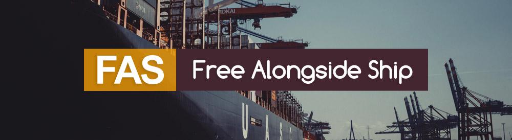 Resa FAS Free Alongside Ship