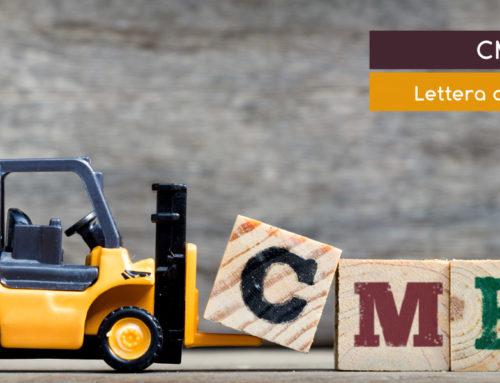 CMR, Lettera di Vettura Internazionale per il trasporto su strada – Guida