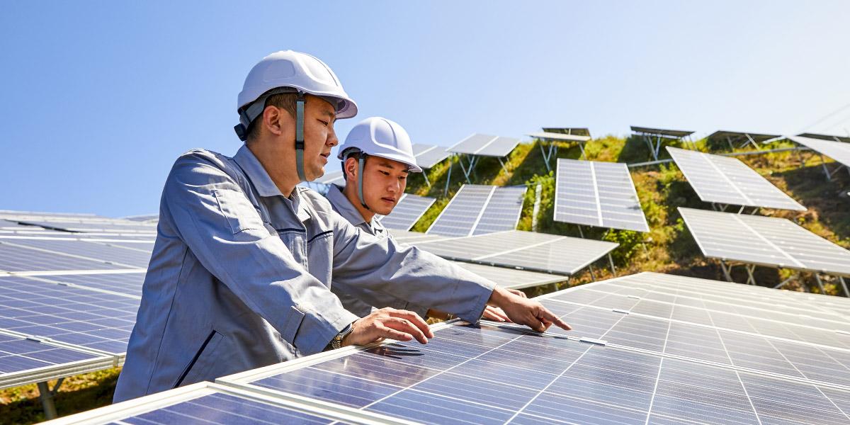 Pannelli Solari Cinesi